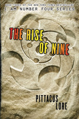 The Rise of Nine by Pittacus Lore from HarperCollins Publishers LLC (US) in General Novel category
