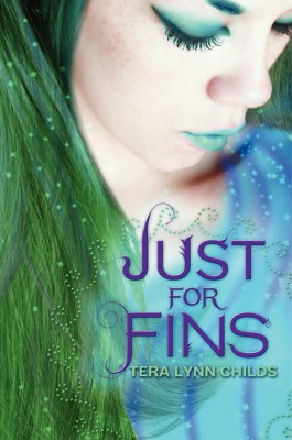 Just for Fins by Tera Lynn Childs from HarperCollins Publishers LLC (US) in General Novel category