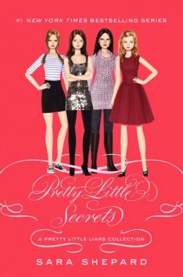 Pretty Little Liars: Pretty Little Secrets by Sara Shepard from HarperCollins Publishers LLC (US) in General Novel category