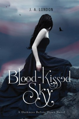 Blood-Kissed Sky by J. A. London from HarperCollins Publishers LLC (US) in General Novel category