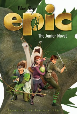 Epic: The Junior Novel by Annie Auerbach from  in  category