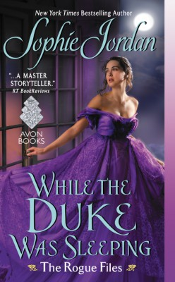 While the Duke Was Sleeping by Sophie Jordan from  in  category