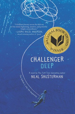 Challenger Deep by Neal Shusterman from  in  category