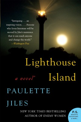 Lighthouse Island by Paulette Jiles from HarperCollins Publishers LLC (US) in General Novel category