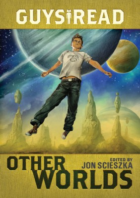 Guys Read: Other Worlds by Eric S. Nylund from HarperCollins Publishers LLC (US) in Teen Novel category