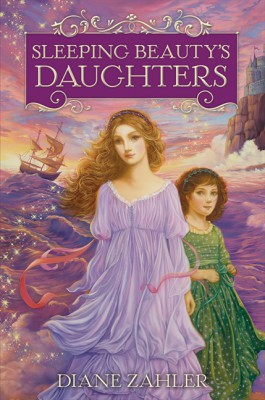 Sleeping Beauty's Daughters by Diane Zahler from HarperCollins Publishers LLC (US) in Teen Novel category