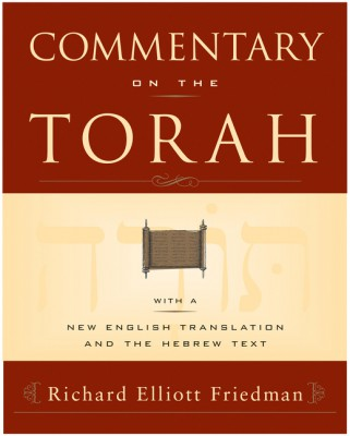 Commentary on the Torah by Richard Elliott Friedman from HarperCollins Publishers LLC (US) in Religion category