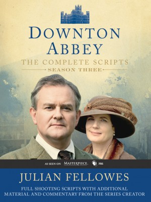 Downton Abbey Script Book Season 3 by Julian Fellowes from  in  category