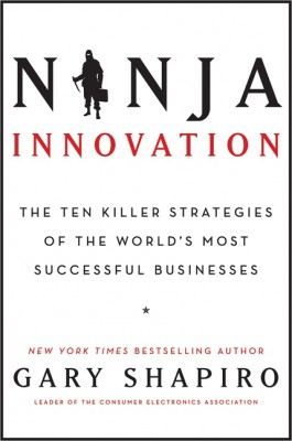 Ninja Innovation by Gary Shapiro from HarperCollins Publishers LLC (US) in Engineering & IT category