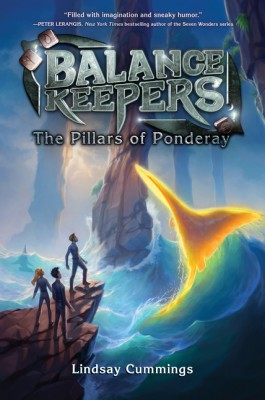 Balance Keepers, Book 2: The Pillars of Ponderay by Lindsay Cummings from  in  category
