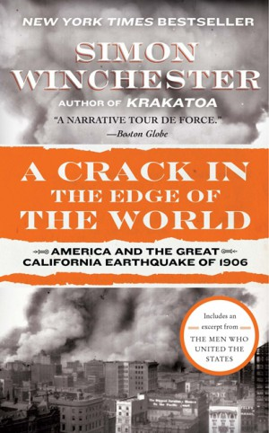 A Crack in the Edge of the World by Simon Winchester from HarperCollins Publishers LLC (US) in Science category