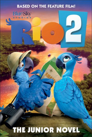 Rio 2: The Junior Novel by Christa Roberts from HarperCollins Publishers LLC (US) in Teen Novel category