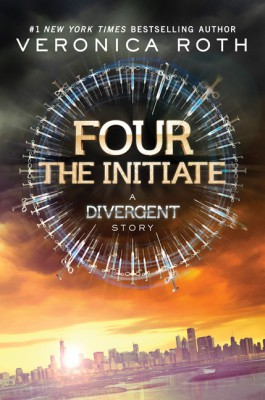Four: The Initiate by Veronica Roth from HarperCollins Publishers LLC (US) in General Novel category