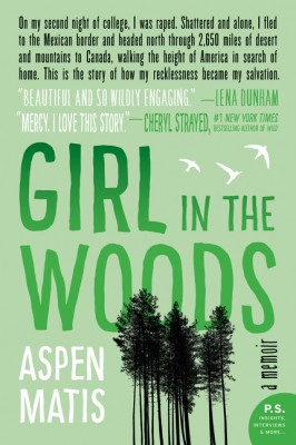 Girl in the Woods by Aspen Matis from HarperCollins Publishers LLC (US) in Sports & Hobbies category