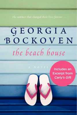 The Beach House by Georgia Bockoven from HarperCollins Publishers LLC (US) in Romance category