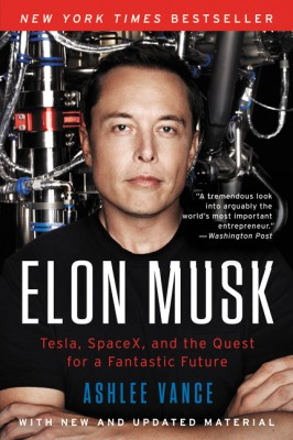 Elon Musk by Ashlee Vance from  in  category