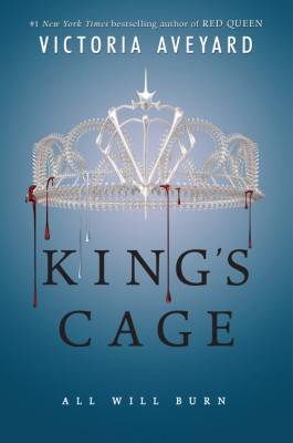 King's Cage by Victoria Aveyard from  in  category