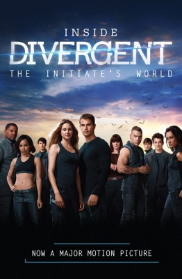 Inside Divergent: The Initiate's World by Cecilia Bernard from HarperCollins Publishers LLC (US) in General Novel category