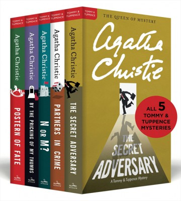 The Complete Tommy & Tuppence Collection by Agatha Christie from HarperCollins Publishers LLC (US) in History category