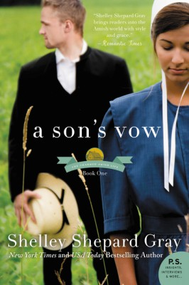 A Son's Vow by Shelley Shepard Gray from HarperCollins Publishers LLC (US) in General Novel category
