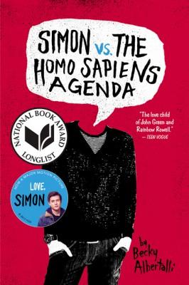Simon vs. the Homo Sapiens Agenda by Becky Albertalli from HarperCollins Publishers LLC (US) in General Novel category