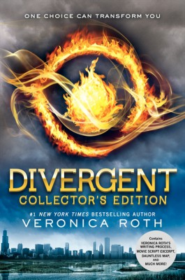 Divergent Collector's Edition by Veronica Roth from HarperCollins Publishers LLC (US) in General Novel category
