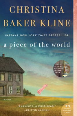 A Piece of the World by Christina Baker Kline from  in  category