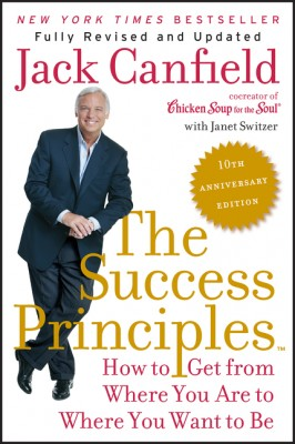 The Success Principles(TM) - 10th Anniversary Edition by Janet Switzer from HarperCollins Publishers LLC (US) in Motivation category