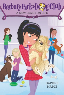 Roxbury Park Dog Club #5: A New Leash on Life by Daphne Maple from HarperCollins Publishers LLC (US) in Chick-Lit category