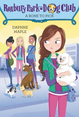 Roxbury Park Dog Club #6: A Bone to Pick by Daphne Maple from HarperCollins Publishers LLC (US) in Chick-Lit category