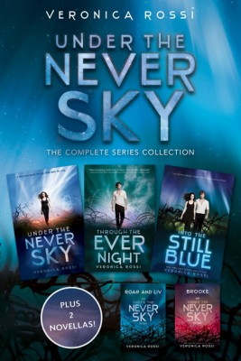 Under the Never Sky: The Complete Series Collection by Veronica Rossi from  in  category