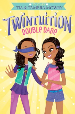 Twintuition: Double Dare by Tamera Mowry from HarperCollins Publishers LLC (US) in Teen Novel category
