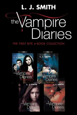 Vampire Diaries: The First Bite 4-Book Collection by L. J. Smith from HarperCollins Publishers LLC (US) in General Novel category