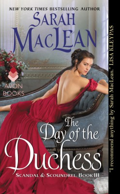 The Day of the Duchess by Sarah MacLean from HarperCollins Publishers LLC (US) in Romance category