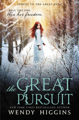 The Great Pursuit by Wendy Higgins from HarperCollins Publishers LLC (US) in General Novel category
