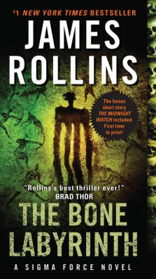 The Bone Labyrinth by James Rollins from HarperCollins Publishers LLC (US) in General Novel category