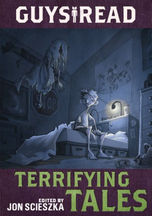 Guys Read: Terrifying Tales by Rita Williams-Garcia from HarperCollins Publishers LLC (US) in Teen Novel category