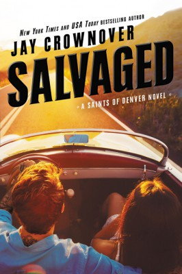 Salvaged by Jay Crownover from HarperCollins Publishers LLC (US) in General Novel category