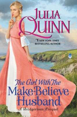 The Girl With The Make-Believe Husband by Julia Quinn from  in  category