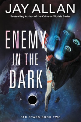 Enemy in the Dark by Jay Allan from HarperCollins Publishers LLC (US) in General Novel category