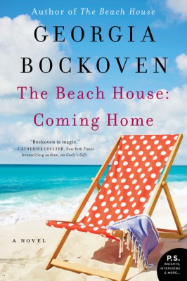 The Beach House: Coming Home by Georgia Bockoven from HarperCollins Publishers LLC (US) in Romance category