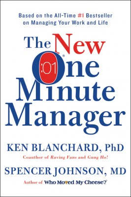 The New One Minute Manager by Spencer Johnson, M.D. from HarperCollins Publishers LLC (US) in Business & Management category