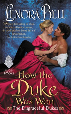 How the Duke Was Won by Lenora Bell from HarperCollins Publishers LLC (US) in General Novel category
