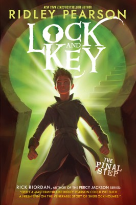 Lock and Key: The Final Step by Ridley Pearson from HarperCollins Publishers LLC (US) in Teen Novel category