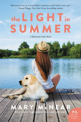 The Light In Summer by Mary McNear from HarperCollins Publishers LLC (US) in General Novel category