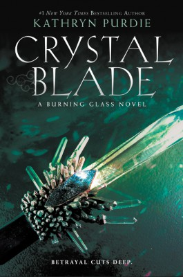 Crystal Blade by Kathryn Purdie from HarperCollins Publishers LLC (US) in General Novel category