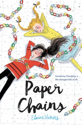 Paper Chains by Elaine Vickers from HarperCollins Publishers LLC (US) in Teen Novel category