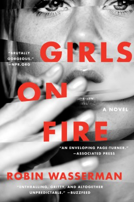 Girls on Fire by Robin Wasserman from  in  category