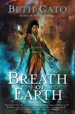 Breath of Earth by Beth Cato from HarperCollins Publishers LLC (US) in General Novel category