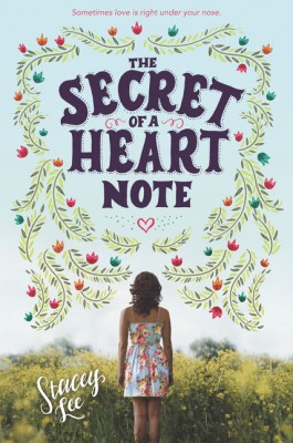 The Secret of a Heart Note by Stacey Lee from HarperCollins Publishers LLC (US) in General Novel category